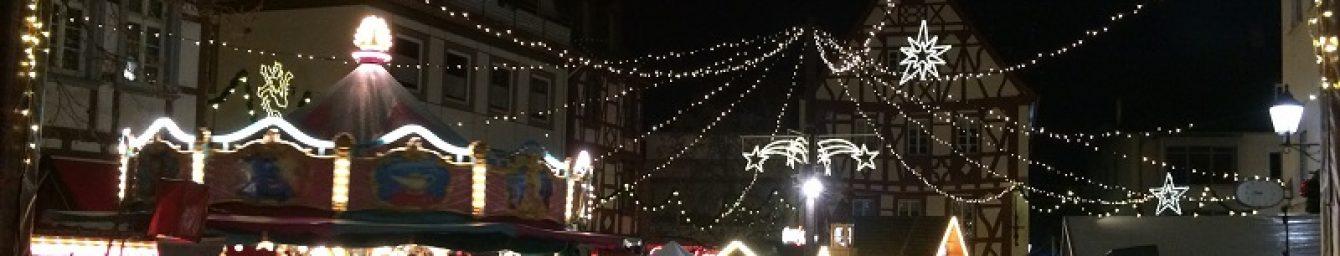 Weihnachtsmarkt Alzey